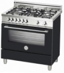 BERTAZZONI X90 5 GEV NE Kitchen Stove \ Characteristics, Photo