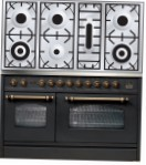 ILVE PSN-1207-MP Matt Kitchen Stove \ Characteristics, Photo