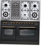 ILVE PSN-120B-MP Matt Kitchen Stove \ Characteristics, Photo
