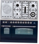ILVE PN-120S-VG Matt Kitchen Stove \ Characteristics, Photo