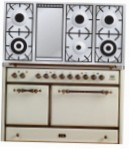 ILVE MCS-120FD-MP Antique white Kitchen Stove \ Characteristics, Photo