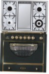 ILVE MCA-90FD-MP Matt Kitchen Stove \ Characteristics, Photo