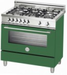 BERTAZZONI X90 5 MFE VE Kitchen Stove \ Characteristics, Photo