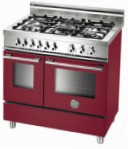 BERTAZZONI W90 5 GEV VI Kitchen Stove \ Characteristics, Photo