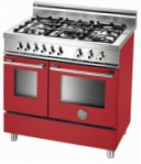 BERTAZZONI W90 5 GEV RO Kitchen Stove \ Characteristics, Photo