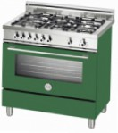 BERTAZZONI X90 5 GEV VE Kitchen Stove \ Characteristics, Photo