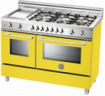 BERTAZZONI X122 6G MFE GI Kitchen Stove \ Characteristics, Photo