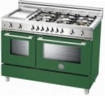 BERTAZZONI X122 6G MFE VE Kitchen Stove \ Characteristics, Photo