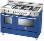 BERTAZZONI X122 6G MFE BL Kitchen Stove \ Characteristics, Photo