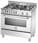 BERTAZZONI X90 5 MFE BI Kitchen Stove \ Characteristics, Photo