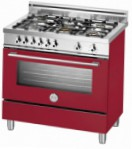 BERTAZZONI X90 5 MFE VI Kitchen Stove \ Characteristics, Photo