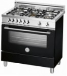 BERTAZZONI X90 5 MFE NE Kitchen Stove \ Characteristics, Photo