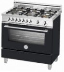 BERTAZZONI X90 6 GEV NE Kitchen Stove \ Characteristics, Photo