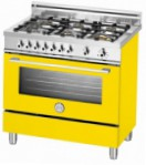 BERTAZZONI X90 6 GEV GI Kitchen Stove \ Characteristics, Photo