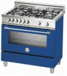 BERTAZZONI X90 5 GEV BL Kitchen Stove \ Characteristics, Photo