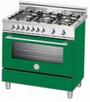 BERTAZZONI X90 6 GEV VE Kitchen Stove \ Characteristics, Photo