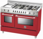 BERTAZZONI X122 6G MFE RO Kitchen Stove \ Characteristics, Photo