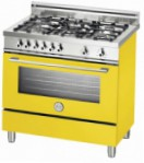 BERTAZZONI X90 5 GEV GI Kitchen Stove \ Characteristics, Photo