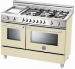 BERTAZZONI X122 6G MFE CR Kitchen Stove \ Characteristics, Photo