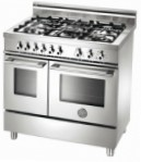 BERTAZZONI W90 5 GEV BI Kitchen Stove \ Characteristics, Photo