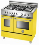 BERTAZZONI W90 5 GEV GI Kitchen Stove \ Characteristics, Photo