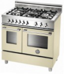BERTAZZONI W90 5 GEV CR Kitchen Stove \ Characteristics, Photo
