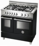 BERTAZZONI W90 5 GEV NE Kitchen Stove \ Characteristics, Photo