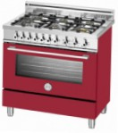 BERTAZZONI X90 6 DUAL VI Kitchen Stove \ Characteristics, Photo