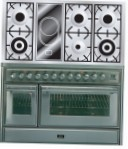 ILVE MT-120VD-MP Stainless-Steel Kitchen Stove \ Characteristics, Photo