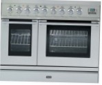 ILVE PDL-90-MP Stainless-Steel Kitchen Stove \ Characteristics, Photo