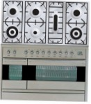 ILVE PF-1207-VG Stainless-Steel Kitchen Stove \ Characteristics, Photo