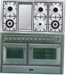 ILVE MTS-120FD-E3 Stainless-Steel Kitchen Stove \ Characteristics, Photo