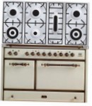 ILVE MCS-1207D-VG Antique white Kitchen Stove \ Characteristics, Photo