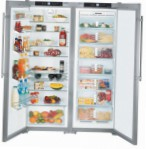Liebherr SBSes 6352 Fridge \ Characteristics, Photo