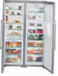 Liebherr SBSes 8283 Fridge \ Characteristics, Photo