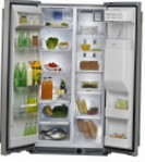 Whirlpool WSF 5552 NX Fridge \ Characteristics, Photo