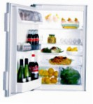 Bauknecht KRI 1502/B Fridge \ Characteristics, Photo