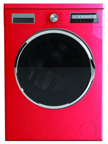 Hansa WHS1255DJR Washing Machine Photo, Characteristics