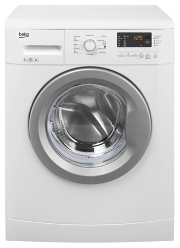 BEKO RKB 68831 PTYA Washing Machine Photo, Characteristics