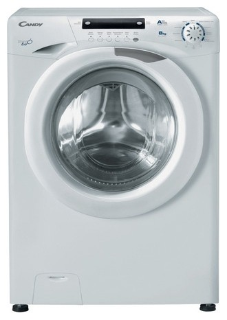 Candy EVO44 8123 DCW Washing Machine Photo, Characteristics