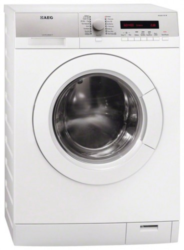AEG L 76475 FL Washing Machine Photo, Characteristics