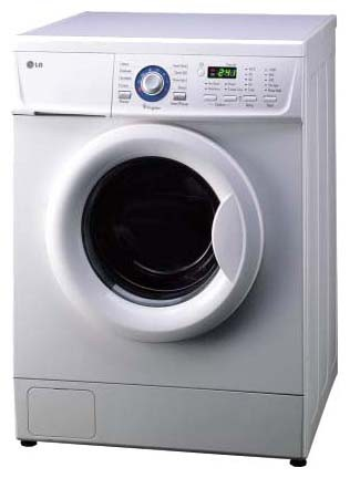 LG WD-10160N Washing Machine Photo, Characteristics