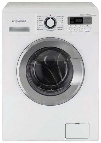 Daewoo Electronics DWD-NT1014 Washing Machine Photo, Characteristics