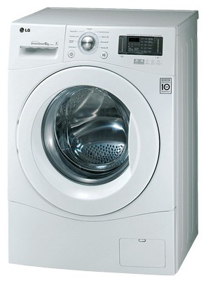 LG F-1048ND Washing Machine Photo, Characteristics