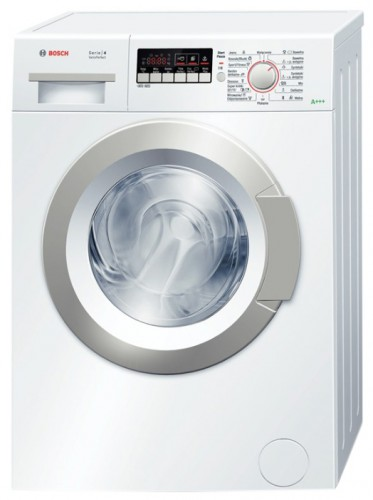 Bosch WLG 24261 Washing Machine Photo, Characteristics