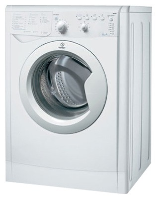 Indesit IWUB 4105 Washing Machine Photo, Characteristics