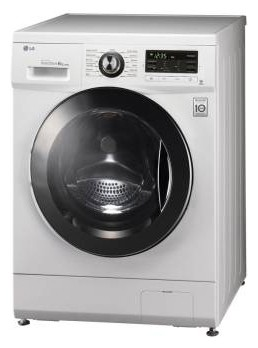 LG F-1296QD Washing Machine Photo, Characteristics
