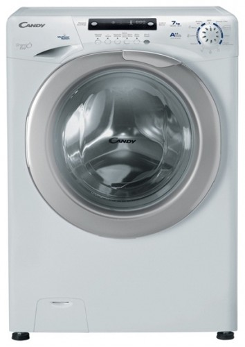 Candy EVO 1273 DW2 Washing Machine Photo, Characteristics