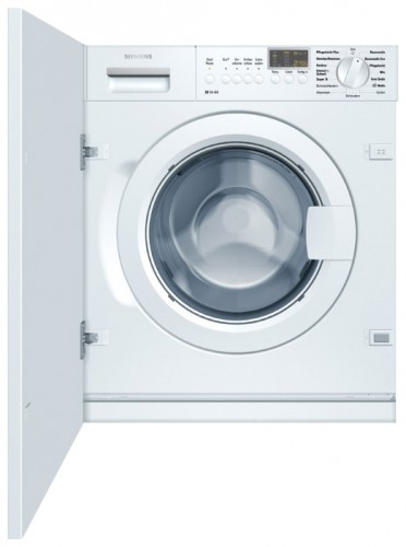 Siemens WI 14S440 Washing Machine Photo, Characteristics