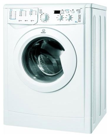 Indesit IWD 7085 B Washing Machine Photo, Characteristics